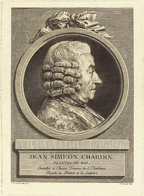 Jean Francois Rousseau French Print by Quint Lox