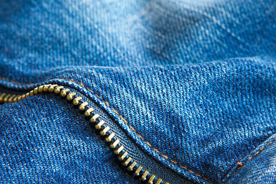 Jeans Print by Fizzy Image