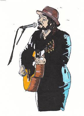 Jeff Tweedy Painting - Jeff Tweedy by Dana Smith