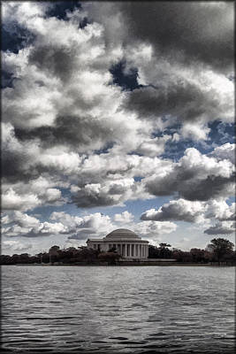 Photograph - Jefferson by Erika Fawcett