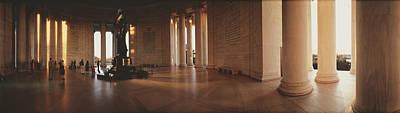 Jefferson Memorial Photograph - Jefferson Memorial Washington Dc Usa by Panoramic Images