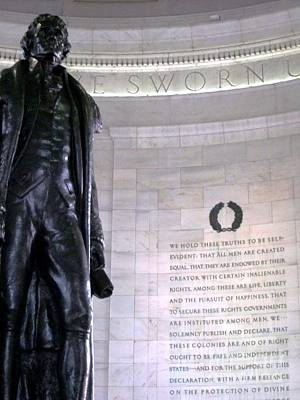 Photograph - Jefferson  by Nina Donner