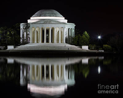 Photograph - Jefferson Reflections by Dale Nelson