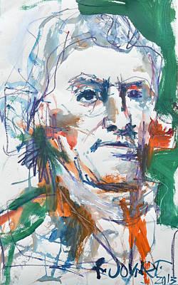 Painting - Jefferson by Robert Joyner