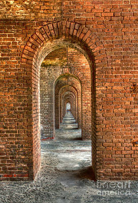 Jefferson's Arches Print by Marco Crupi