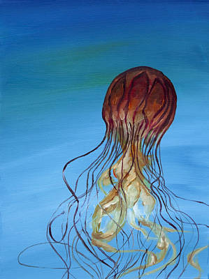 Painting - Jelly by Anthony Cavins