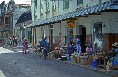 Bridgetown Photograph - Jemmotts by Skip Willits