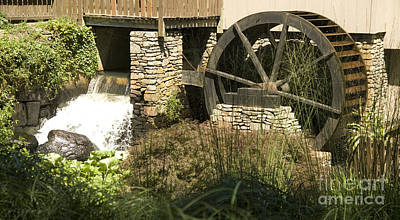 Photograph - Jenney Mill by Carol Lynn Coronios