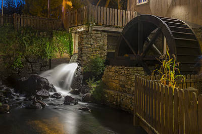Jenny Grist Mill Photograph - Jenny Grist Mill Plymouth Ma by Wayne Collamore