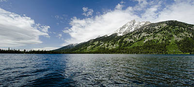 Wyoming Photograph - Jenny Lake by Crystal Wightman