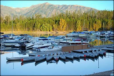 Photograph - Jenny Lake  by Kathy Sampson