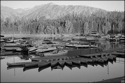 Photograph - Jenny Lake Wyoming   by Kathy Sampson