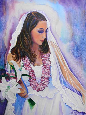 Painting - Jenny by Margaret Bobb
