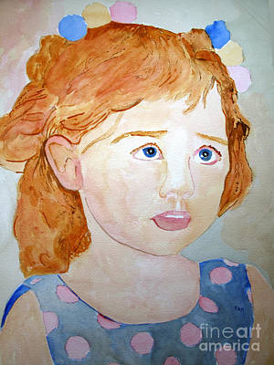 Painting - Jenny by Sandy McIntire