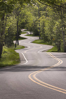 Photograph - Jensen's Road In May by Barbara Smith
