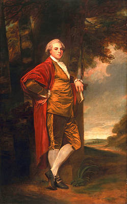Jeremiah Milles, 1780-83 Art Print by George Romney