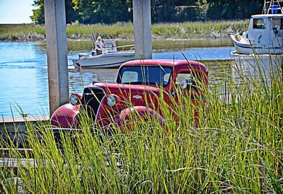 Photograph - Jeremy Creek Sunday by Linda Brown