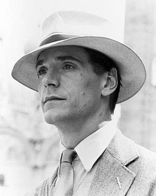 Jeremy Irons In Brideshead Revisited  Art Print