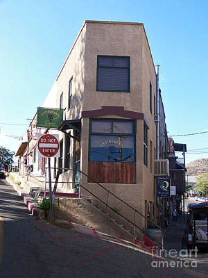 Photograph - Jerome Az 2 by Tom Doud