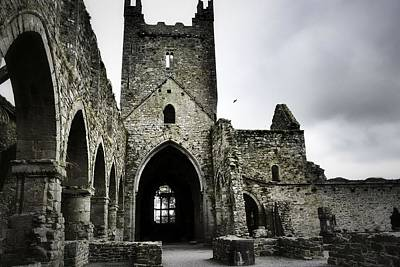 Photograph - Jerpoint Abbey by Nadalyn Larsen