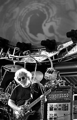 Jerry Garcia Photograph - Jerry Garcia Phoenix Az by Stephen Miner