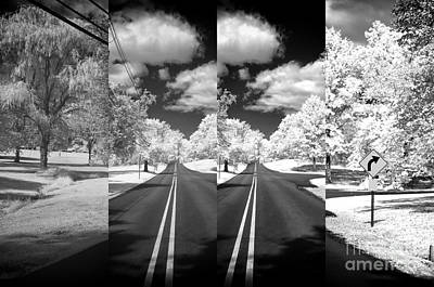 Photograph - Jersey Road Panels by John Rizzuto