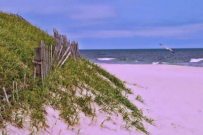 Photograph - Jersey Shore 11 by Allen Beatty