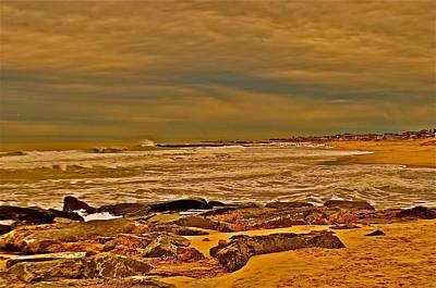 Photograph - Jersey Shore by Joe  Burns
