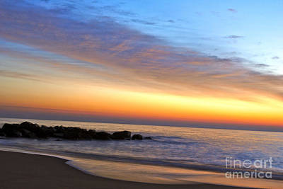 Digital Art - Jersey Shore Sunrise by Danielle Summa
