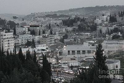 Photograph - Jerusalem #1 by Tom Griffithe