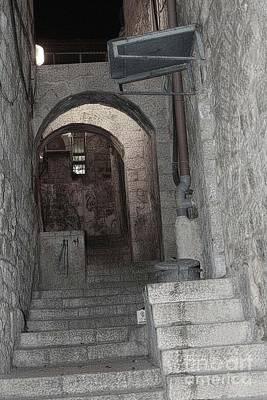 Photograph - Jerusalem #2 by Tom Griffithe