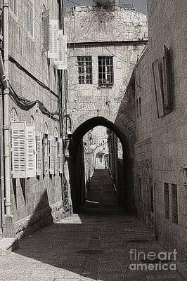 Photograph - Jerusalem #4 by Tom Griffithe