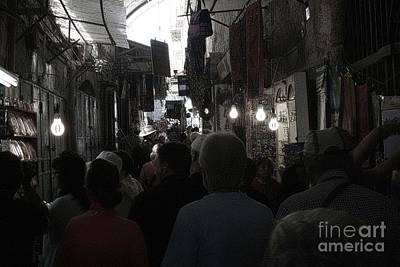 Photograph - Jerusalem #5 by Tom Griffithe