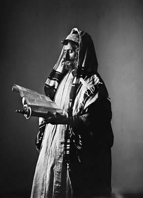 Jerusalem Rabbi Art Print by Granger