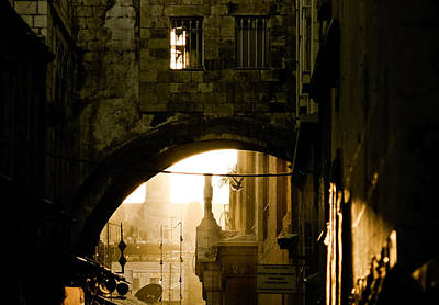 Photograph - Jerusalem - The Holy City by Anthony Doudt