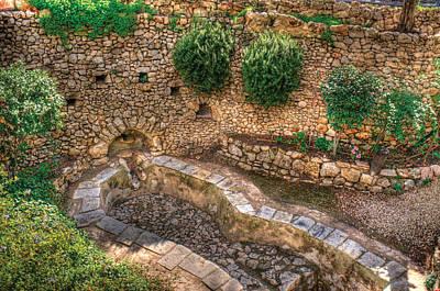 Photograph - Jerusalem Wine Press by Don Wolf