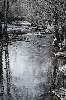 Jessamine Creek Art Print