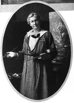 Photograph - Jessie Willcox Smith (1863-1935) by Granger