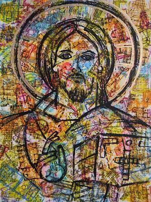 Jesus Christ - Pantocrator Original