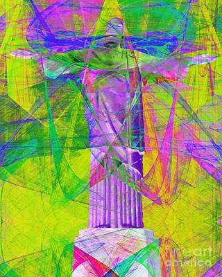 Jesus Christ Superstar 20130617p32 Art Print by Wingsdomain Art and Photography