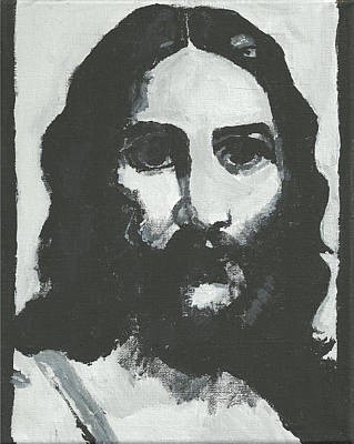 Painting - Jesus Christ by Terence Leano