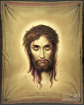 Jesus Christus 1876 Print by Padre Art