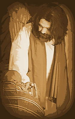Photograph - Jesus Healing 1 by Sheri McLeroy
