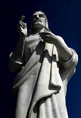 Photograph - Jesus II by Patrick Boening