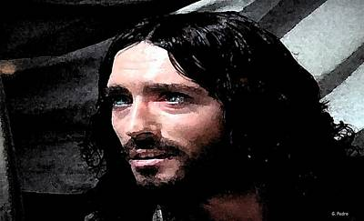 Photograph - Jesus Of Nazareth by George Pedro
