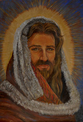 Painting - Jesus by Terry Sita