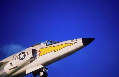 Jet Fighter, New York City, New York Art Print