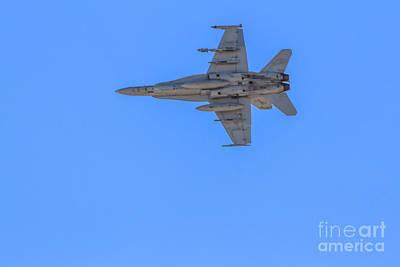 Jet Fighter Art Print by Robert Bales