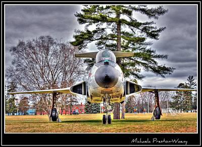 Photograph - Jet by Michaela Preston