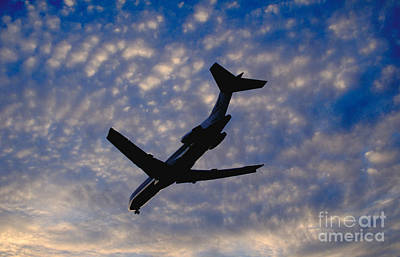 Photograph - Jet Take Off by Will and Deni McIntyre